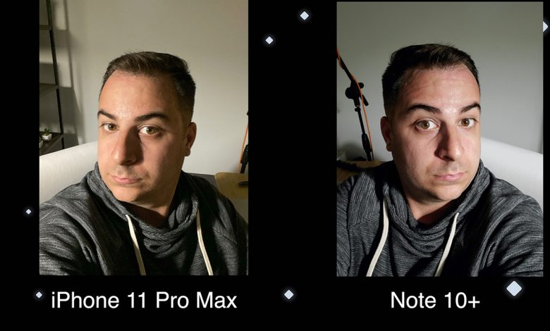 iPhone 11 Pro Max Vs. Galaxy Note 10+